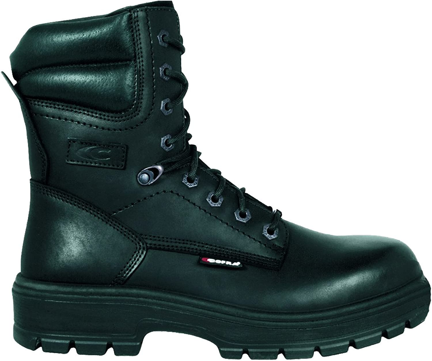 Cofra 82261-005.W46 Size 46 S3 CI HRO SRC Flint  Safety shoes - Black
