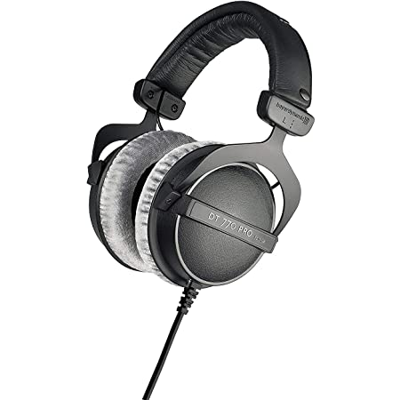 beyerdynamic DT 770 PRO 80 Ohm Studio Headphone (Renewed)
