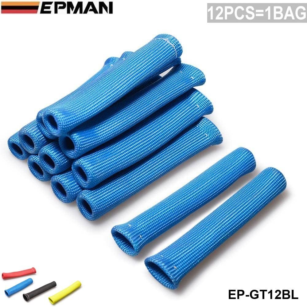 EPMAN Spark Max 51% OFF Plug Wire High Heat Cover Popular brand Protector Boot 1200 Degree