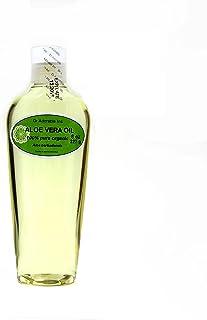 Aloe Vera Oil Pure Organic 8 Oz
