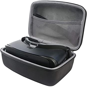 co2crea Hard Travel Case for Samsung Gear VR Controller 2017/2018 SM-R325 Virtual Reality Headset