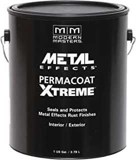 Modern Masters AM204GAL Metal Effects Permacoat Xtreme, Satin