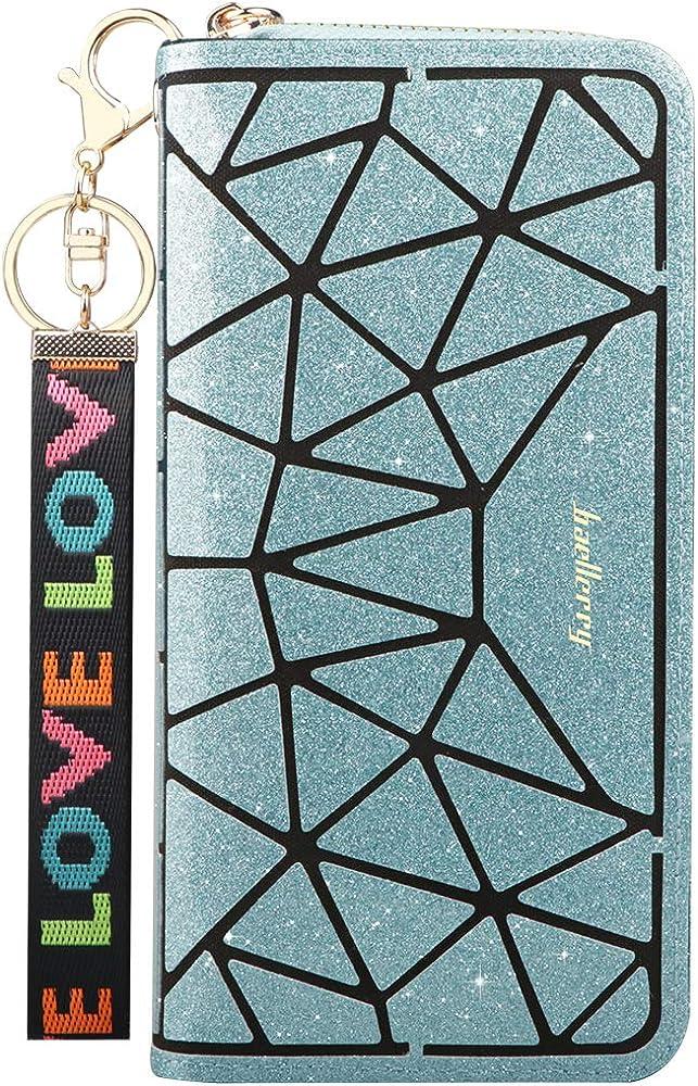 Larber portafoglio custodia in pelle per iphone 7 plus / 8 plus / x / xs max / 11 / samsung galaxy note edge LB-Bag4