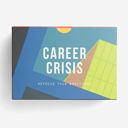 The School of Life - Career Crisis Prompt Cards - Words and images to unblock career crises.