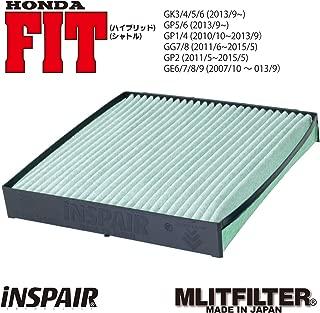 ホンダ フィット(FIT)用 エムリット フィルター (MLITFILTER) 日本製 D-050_FIT