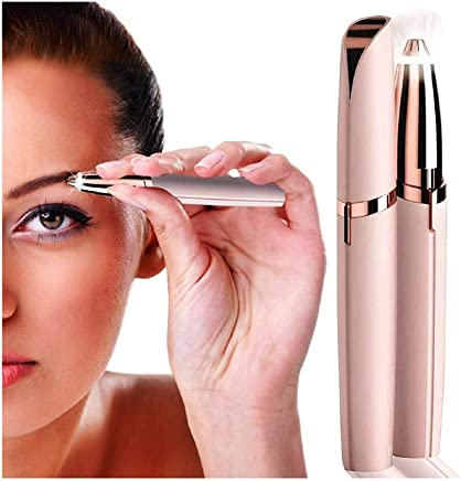 MARSKE Women's Painless Facial Hair/Eyebrows Remover Electric Trimmer Razor Shaver,eyebrow trimmer for women,trimmer women