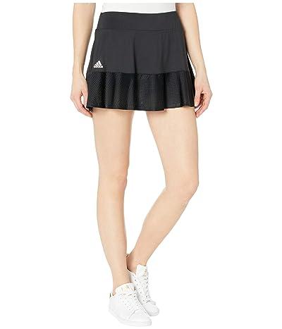 adidas Tennis Match Skirt (Black) Women