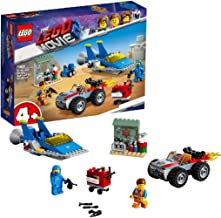 LEGO Película 2 - Taller Construye y Arregla de Emmet y Benny, set de construcción divertido con nave y coche de juguete (70821) , color/modelo surtido