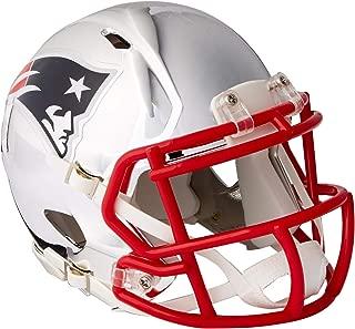 chrome football helmets