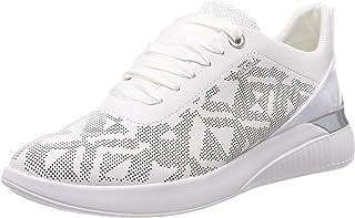 d0a5b55b658c81 Amazon.fr : Geox - Baskets mode / Chaussures femme : Chaussures et Sacs
