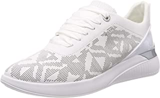 GEOX D Theragon C Womens Nappa Leather Sneakers