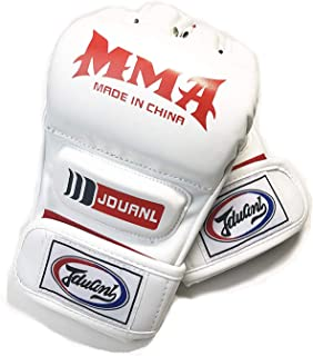 [islandbanana] オープンフィンガーグローブ MMA 格闘技グローブ テコンドー 空手 トレーニング用 グローブ