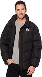 Helly Hansen Mens Black Down Filled Zip Through Jacket Small