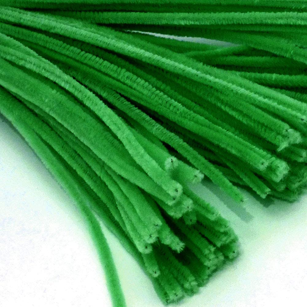 The Crafts Outlet Price reduction Chenille Stems Cleaner Pipe 30-cm Max 87% OFF 12-inch