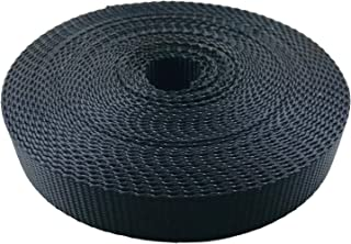 EZ-Xtend Boat Zipper Polyester Webbing 1 inch – Heavy Duty Strapping Outlasts and Outperforms Nylon Webbing 1 Inch and Polypropylene Webbing 1 Inch - 4500 Lb. Breaking Strength