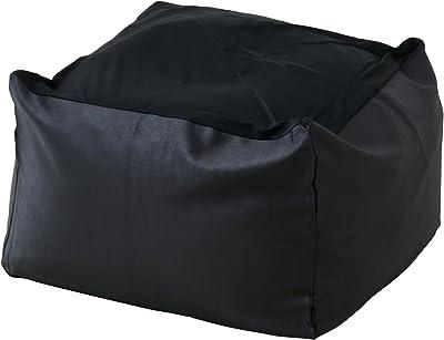 ワンズコンセプト(One's Concept) ビーズクッション ブラック サイズ:60×60×40cm