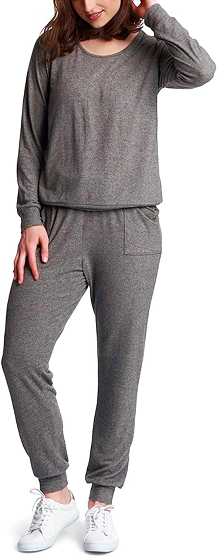 Molliya Maternity Nursing Pajama Set Soft Pregnancy Breastfeeding Hospital Pants Sleepwear