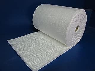ceramafiber Ceramic Fiber Blanket by ceramafiber - Insulation 8#, 2300F,1