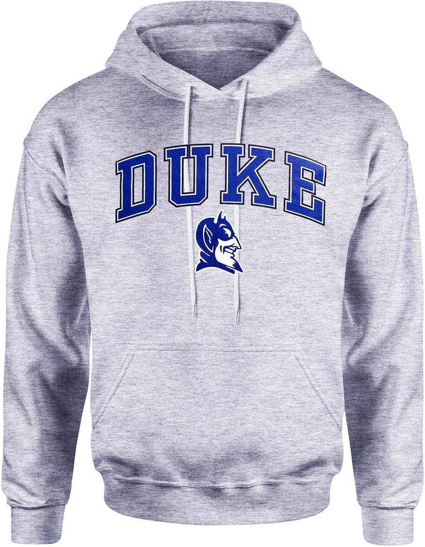 Duke Sweatshirt Hoodie bluee Devils Jersey Basketball Decal Womens Mens Apparel