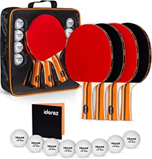 Best ping pong brand paddle Reviews