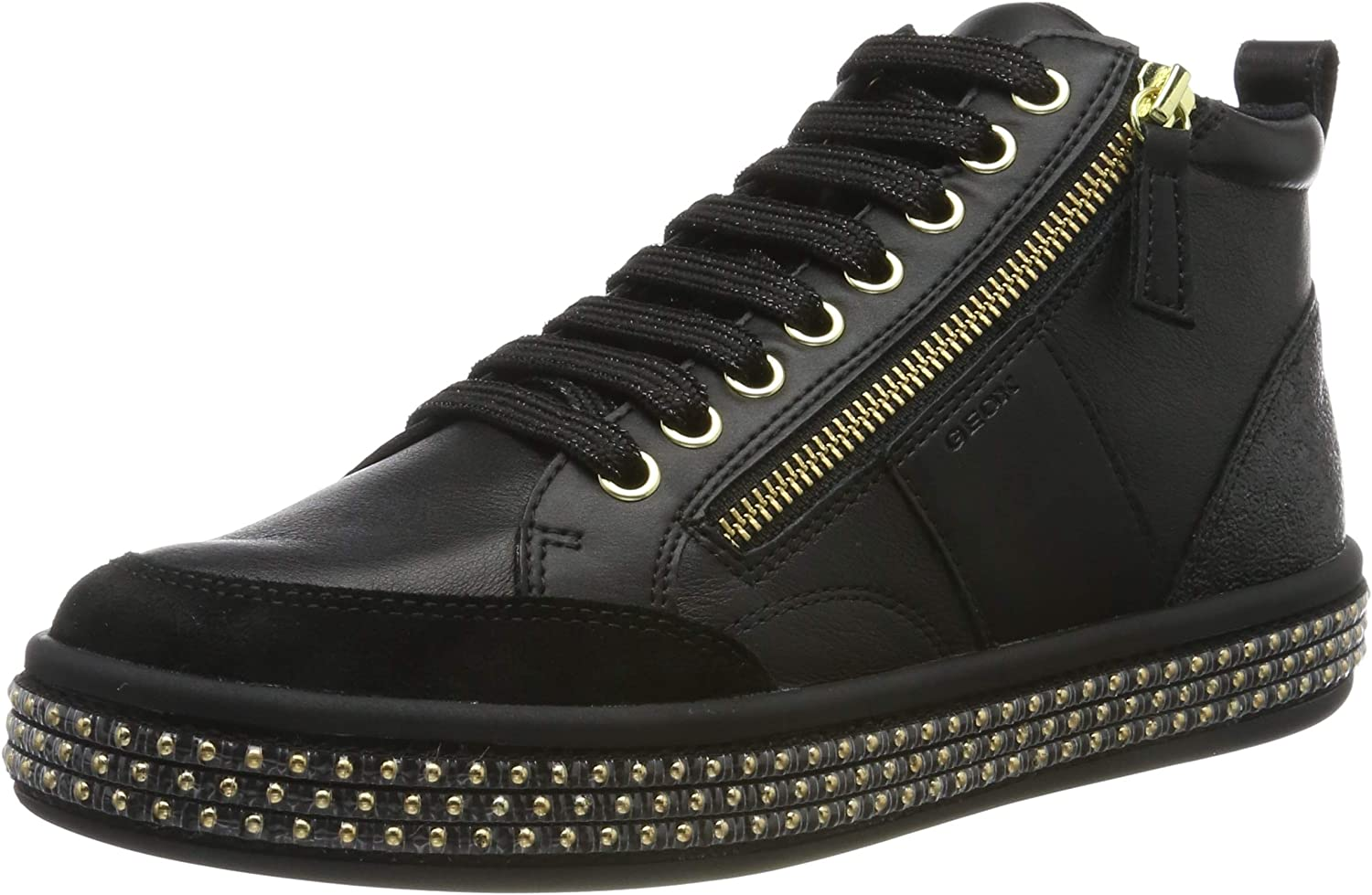 Max 59% Max 50% OFF OFF Geox Women's Mid-Top Sneakers