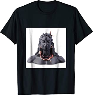 Adiyogi The Source Of Yoga Lord Shiva T Shirt