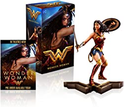 Wonder Woman (2-Disc) (Bilingual) [Blu-Ray + DVD + Digital HD] with Amazon Exclusive DC Collectible Wonder Woman Figurine