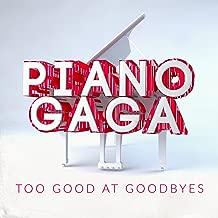 too good at goodbyes piano