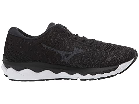 mizuno sky waveknit 3 women's black velvet zoom