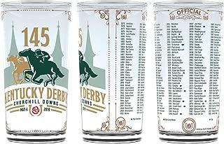 2019 Kentucky Derby Mint Julep Glass - Official Souvenir Glassware of the 145th Kentucky Derby