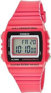 ساعة كاجوال للنساء من كاسيو بشاشة رقمية كوارتز