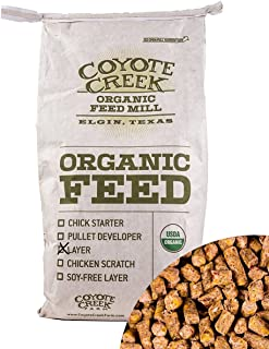 Best coyote creek layer feed Reviews