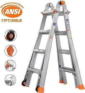 Best rubber feet for aluminium ladders Reviews