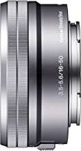 Sony SELP1650 16-50mm Power Zoom Lens (Silver, Bulk...