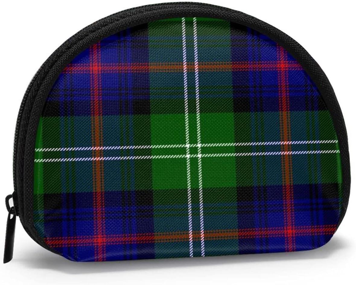Sutherland Clan Tartan Cute small zipper Coin Purses Vintage zipper Pouch Change Purse Wallets