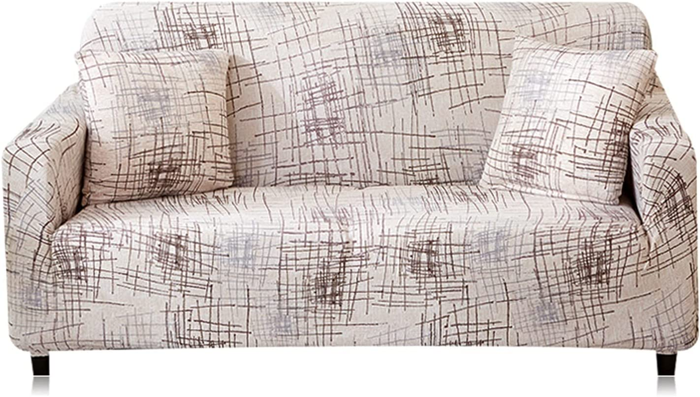 SYOUCC Sofa Cover Elastic for Max 58% OFF St Living Room Non-Slip Large-scale sale