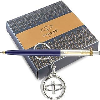 Parker Jotter Standard Ball Pen with Parker Keychain