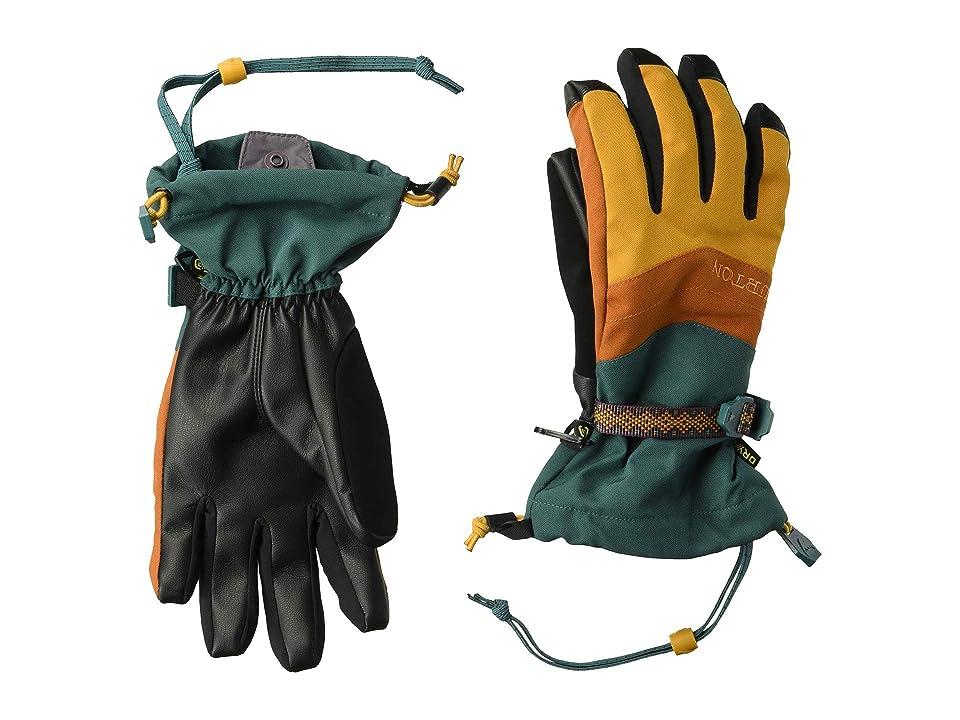 Burton Prospect Gloves (Squashed/Balsam/Adobe) Snowboard Gloves