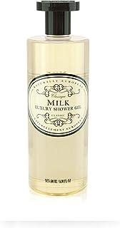 Naturally European Luxury Milk Bath and Body Shower Gel 500ml