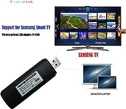 Adaptador Wi-Fi inalámbrico USB para televisión, Fancartuk