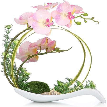 Details about  /, Decoration Dekozweig Orchid Artificial Flowers show original title