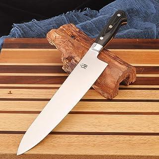 Hobby Hut HH-K03 Gyuto Kitchen Chef Knife, Kitchen Knife, Cooking Knife German Steel Knife Ergonomic Handle, Professional ...