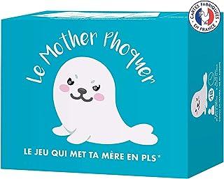 Le Mother Phoquer | Le Jeu Qui met ta Mère en PLS | 400 Cartes Humour Noir & Trash | Jeu de Carte | Jeu de société Apéro &...