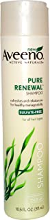 Aveeno, Active Naturals, Pure Renewal Shampoo, 10.5 fl oz (311 ml) - 2pc