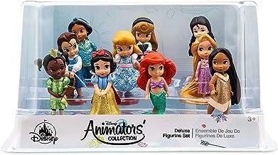 Disney - Juego de Figuras coleccionables, de pequeñas princesas, a partir de 3 años
