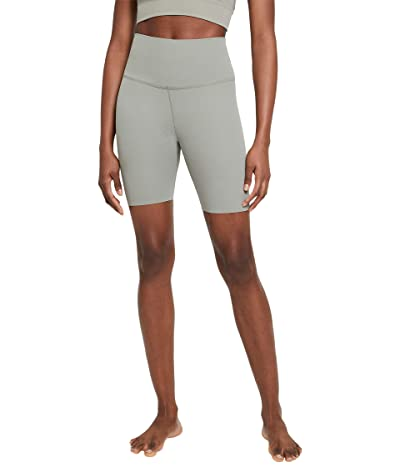 Nike The Yoga Luxe 7 Shorts (Light Army/Stone) Women