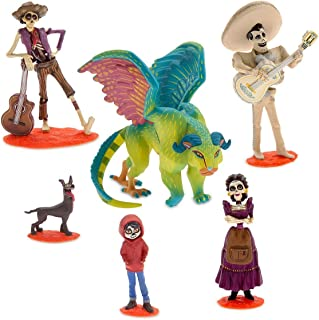 Coco Figurine Play Set  Birthday Cake Toppers