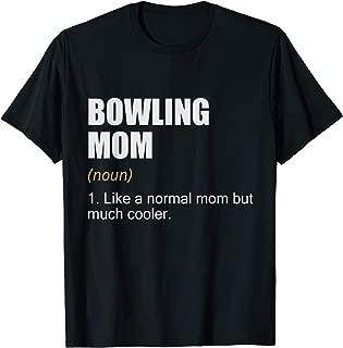 bowling mom shirts