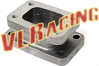 WRX STI Subaru Exhaust Header Manifold to T25 T28 Turbo CS Inlet Flange Adapter