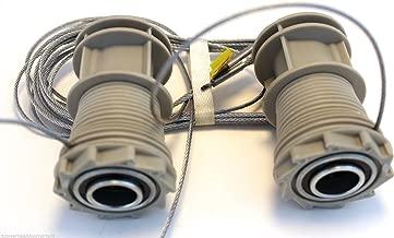 Wayne Dalton TorqueMaster One and TorqueMaster Plus Cable Drums (320217)